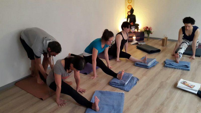 Yoga Immersion - Fundamentals Hatha Vinyasa Yoga - Geneva