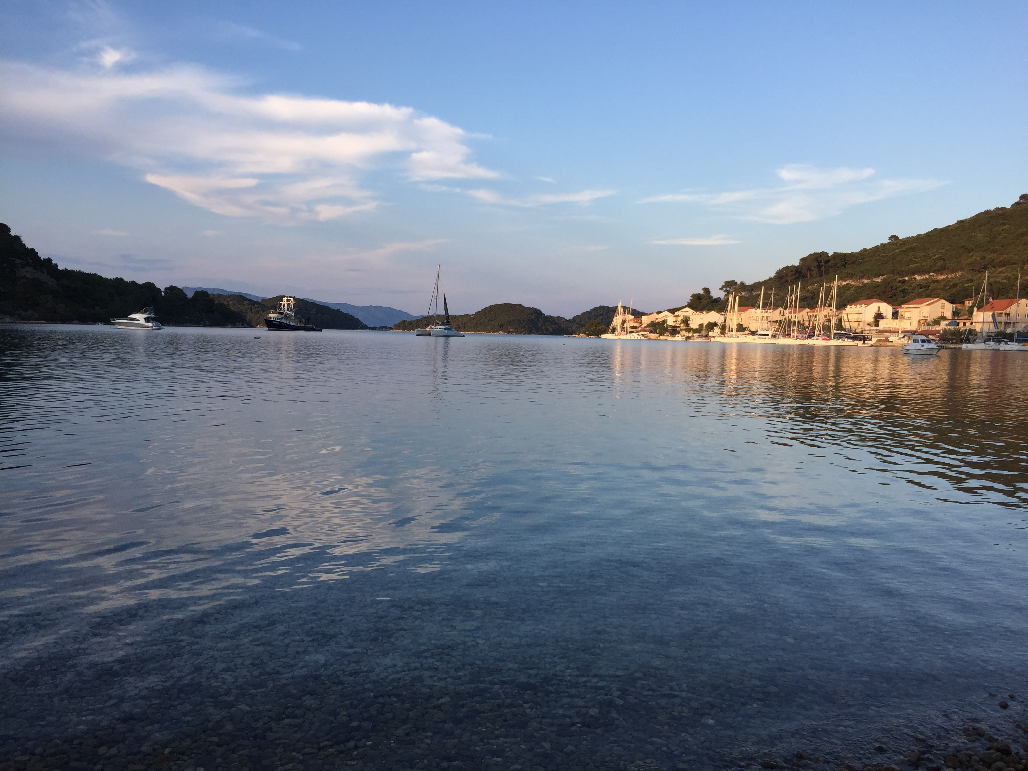 Individual Yoga Retreat Croatia - Island of Mljet
